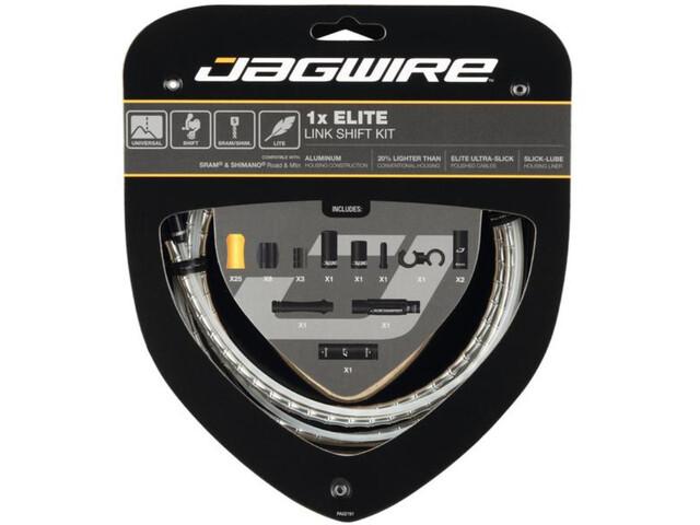Jagwire 1X Elite Link Schakelkabel Set, zilver